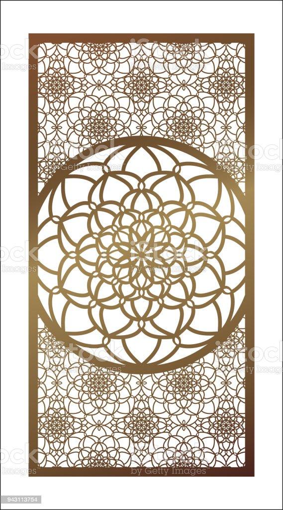 cheap vector laser coupe le panneau modle de patron pour panneau dcoratif panneaux muraux ou. Black Bedroom Furniture Sets. Home Design Ideas