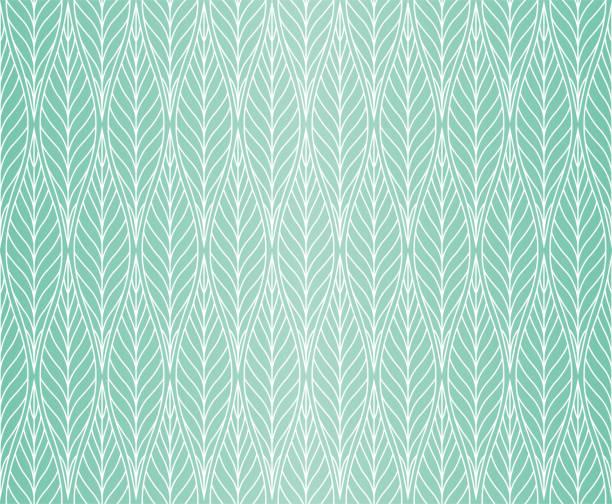 ilustraciones, imágenes clip art, dibujos animados e iconos de stock de vector de las hojas de patrones sin fisuras. fondo abstracto de la red. textura geométrica. - textura de hojas