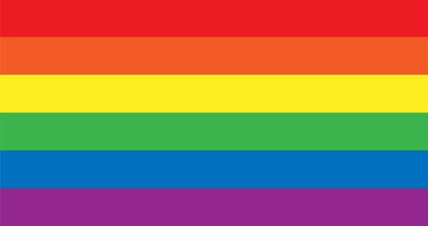 ilustrações, clipart, desenhos animados e ícones de bandeira do orgulho do arco-íris lgbt vetorial - lgbt