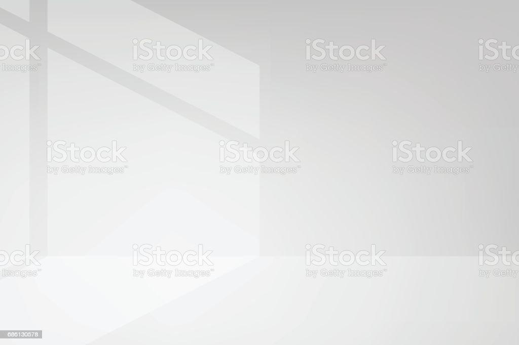 vecteur de lumière et d'ombre - clipart vectoriel de Abstrait libre de droits