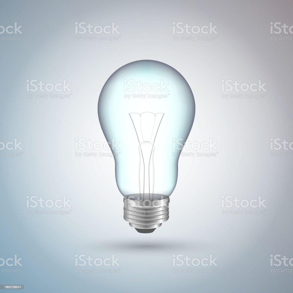 Vector Light Bulb royalty-free vector light bulb stock vector art & more images of bright