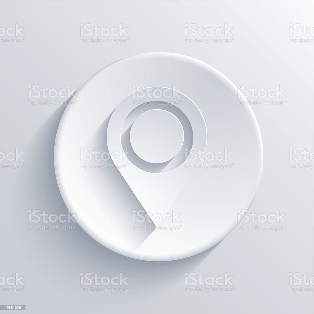 Vector light circle icon. Eps10 royalty-free vector light circle icon eps10 stock vector art & more images of abstract