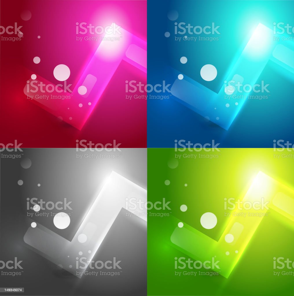 Vector light / energy backgrounds royalty-free vector light energy backgrounds stock vector art & more images of backgrounds