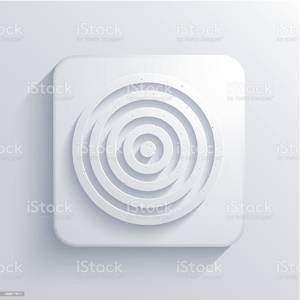 Vector light square icon. Eps10 royalty-free vector light square icon eps10 stock vector art & more images of accuracy