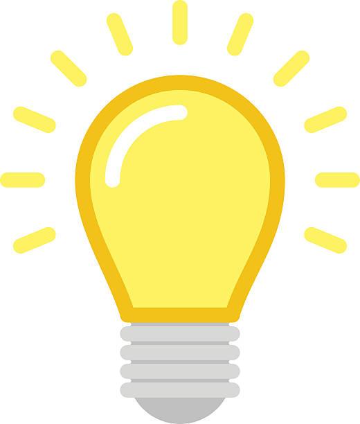 Best Light Bulb Illustrations, Royalty-Free Vector ...