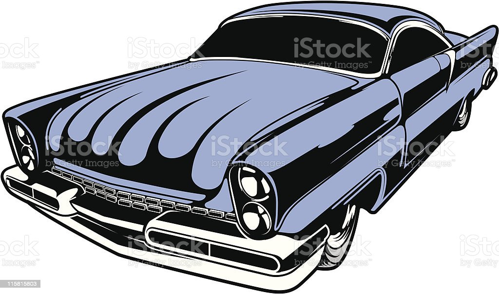 Royalty Free Lincoln Car Clip Art Vector Images Illustrations