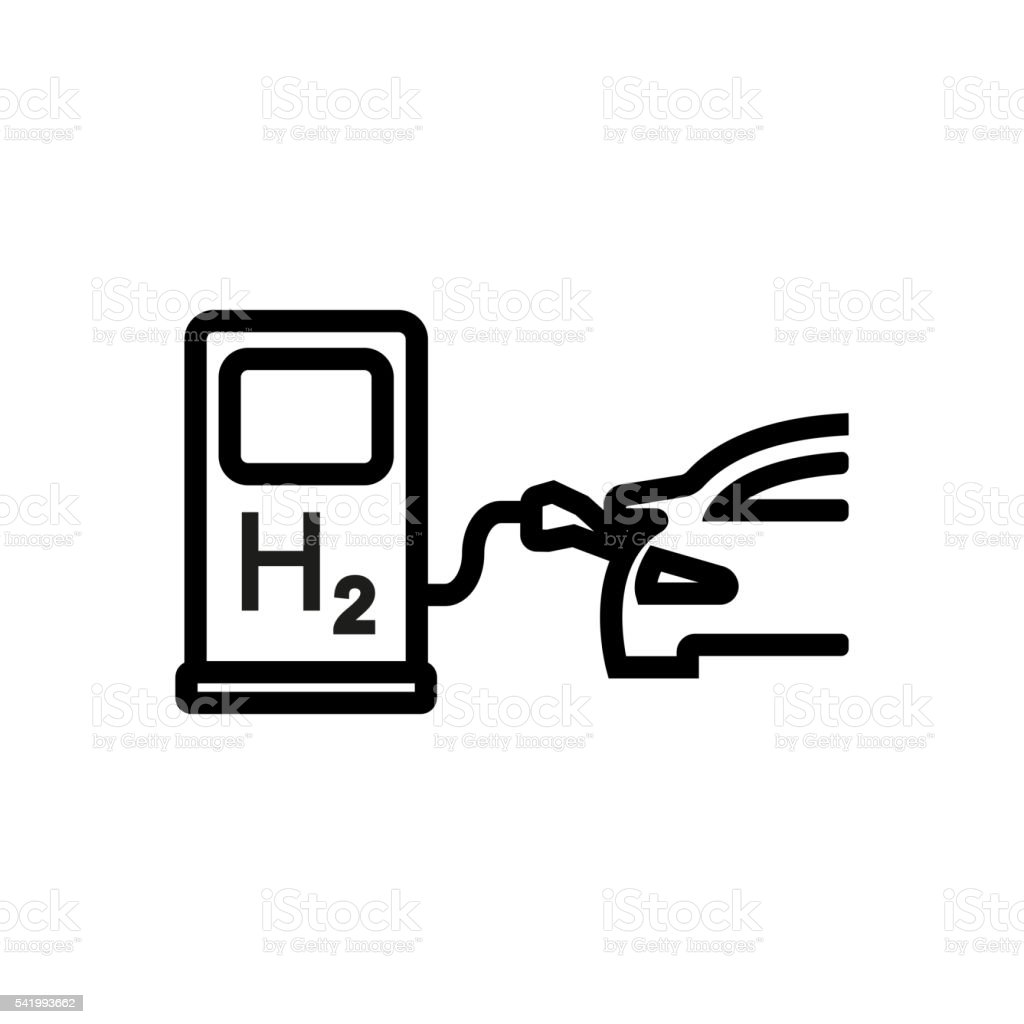 Royalty Free Hydrogen Clip Art, Vector Images