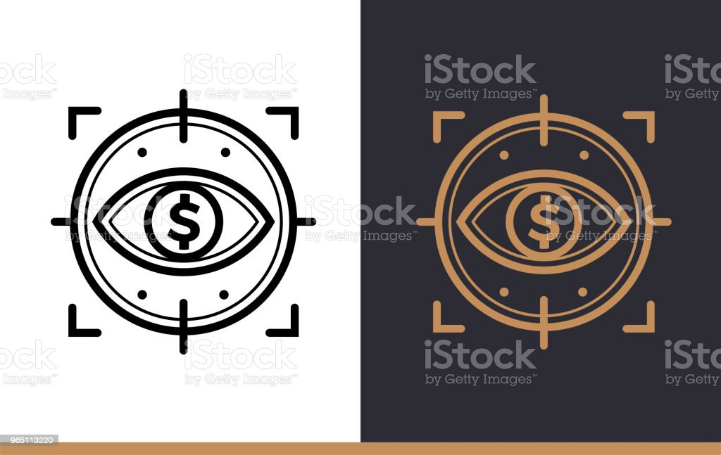 Vector linear icons FINANCIAL CONTROL of finance, banking. High quality modern icons suitable for print, website and presentation royalty-free vector linear icons financial control of finance banking high quality modern icons suitable for print website and presentation stock illustration - download image now
