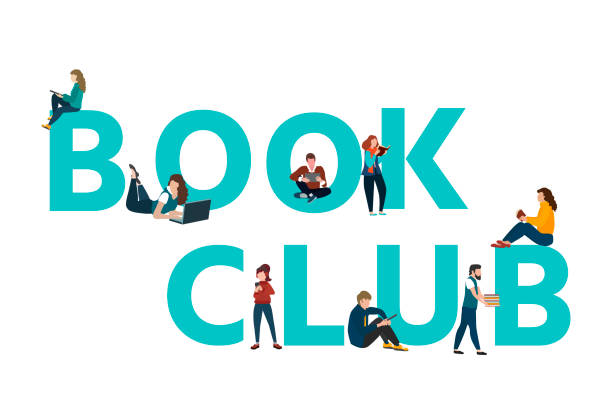 219 Book Club Illustrations, Royalty-Free Vector Graphics & Clip Art -  iStock