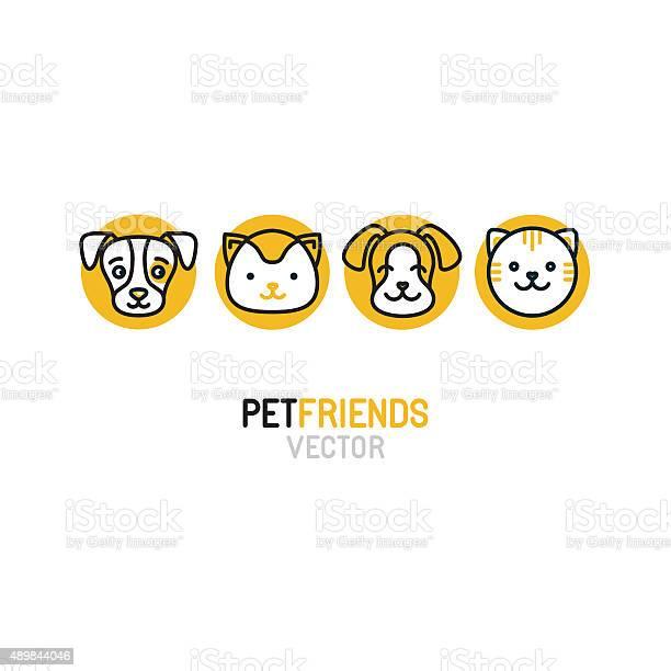 Vector logo design template for pet shops vector id489844046?b=1&k=6&m=489844046&s=612x612&h=ssjoen7soafjzedlxdp9cq01rfwrasjac02tqa1 zdq=