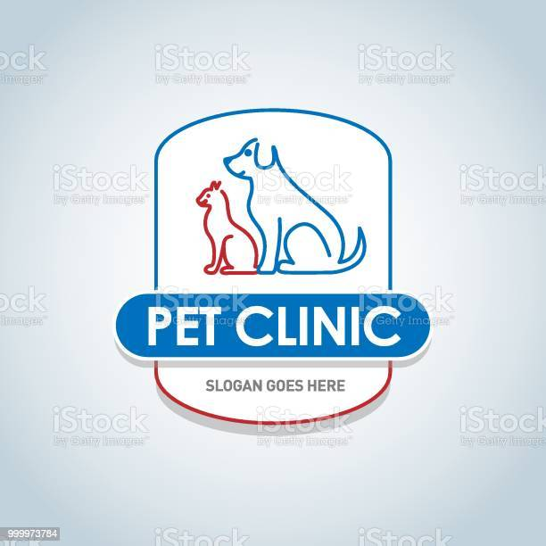 Vector logo design template for pet shops veterinary clinics and vector id999973784?b=1&k=6&m=999973784&s=612x612&h=5loxs1as2aycyy8abjl ocb8m pjl4bdfgdpatack64=