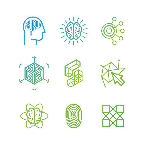 Vector logo plantillas de diseño - ilustración de arte vectorial