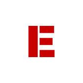 Modern Vector Logo Letter E. E Letter Design Vector