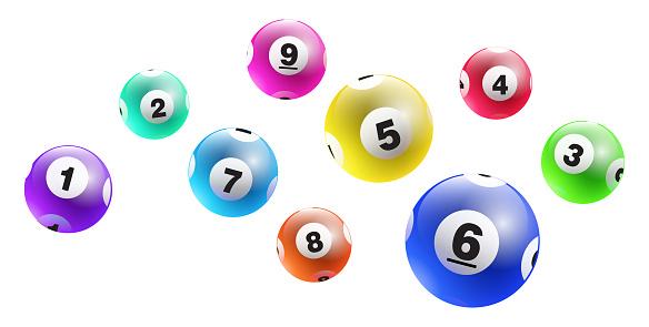 Taiwan lottery winning numbers