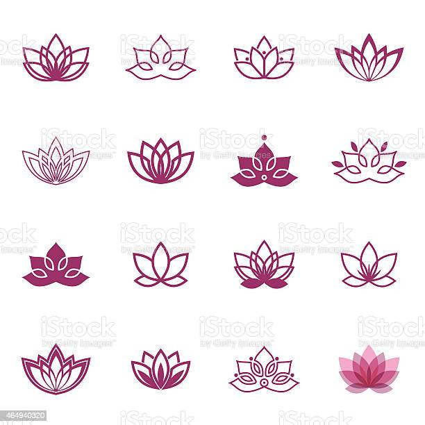 Vector lotus labels for wellness industry vector id464940320?b=1&k=6&m=464940320&s=612x612&h=q4ldqxspmhrxenvll s8fdc5g4hmr8jwlkptdi3 ffk=