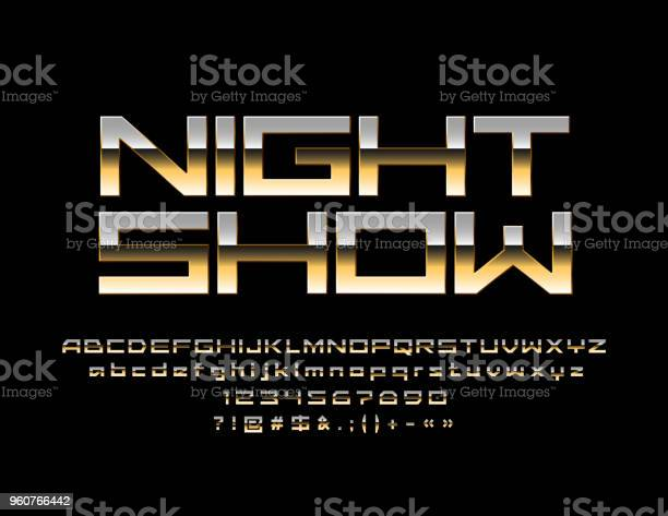 Vector luxury sign night show with glossy gradient font vector id960766442?b=1&k=6&m=960766442&s=612x612&h=3nl5amxeh8odsukpjayt79lra3dffg1vfqwiwz1tebc=