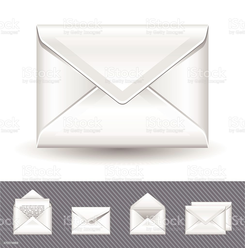 vector mail icons royalty-free vector mail icons stock vector art & more images of correspondence