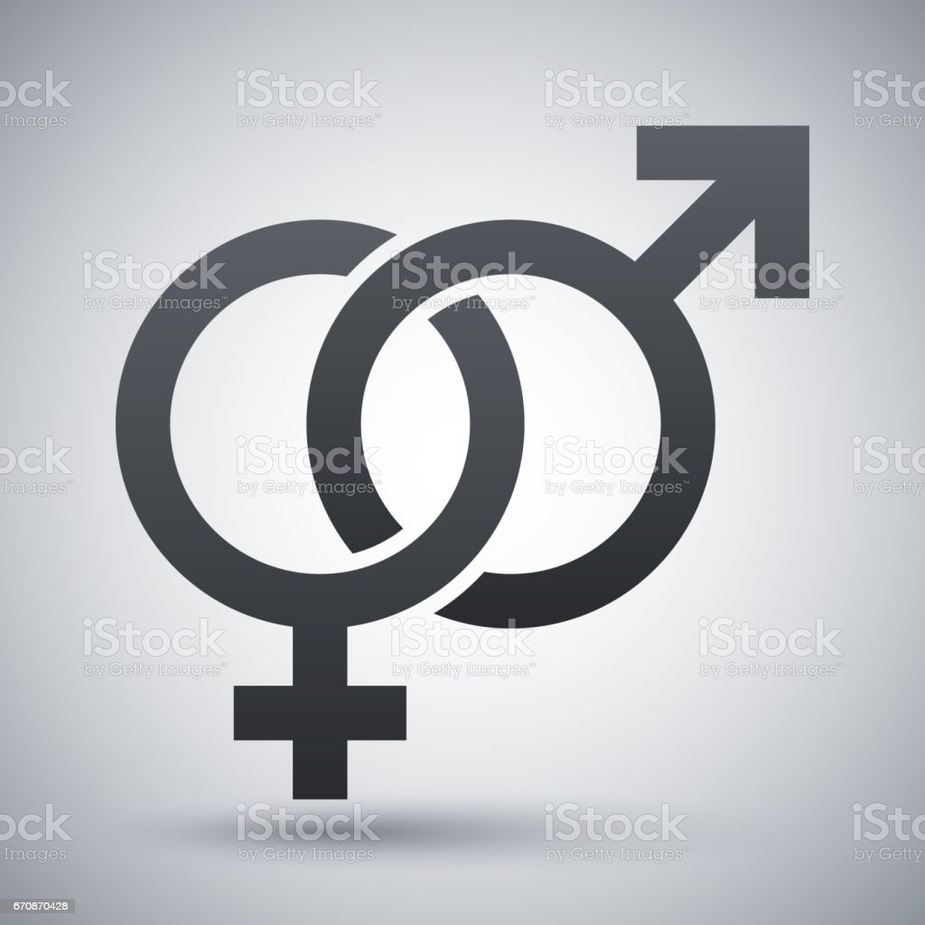Vector male and female sex symbols stock vector art more images vector male and female sex symbols royalty free vector male and female sex symbols stock biocorpaavc