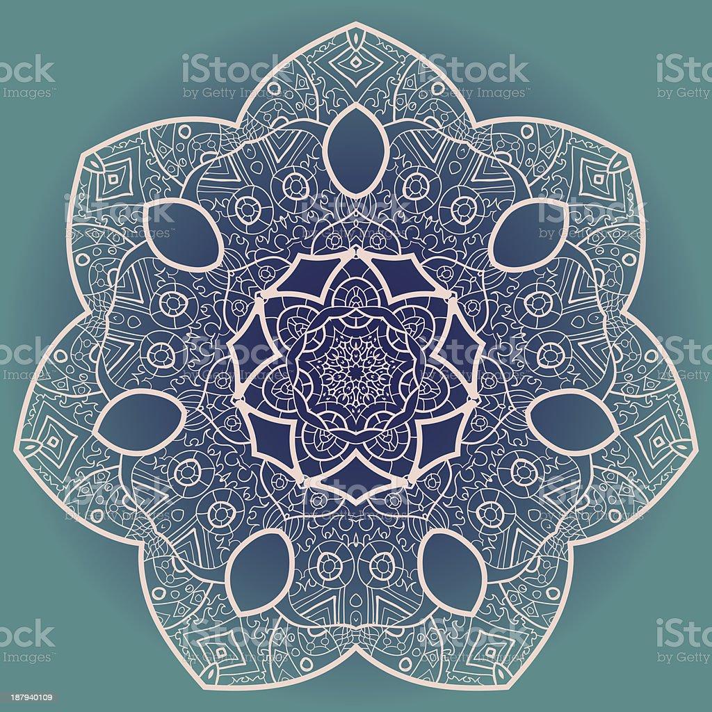 vector mandala royalty-free vector mandala stock vector art & more images of abstract