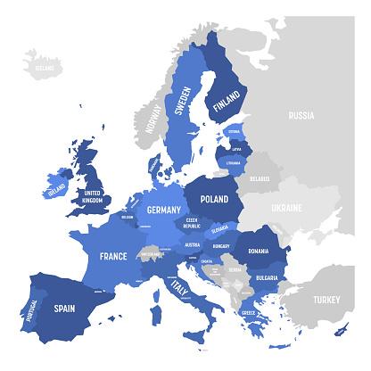 歐盟歐洲聯盟向量圖向量圖形及更多信息圖形圖片