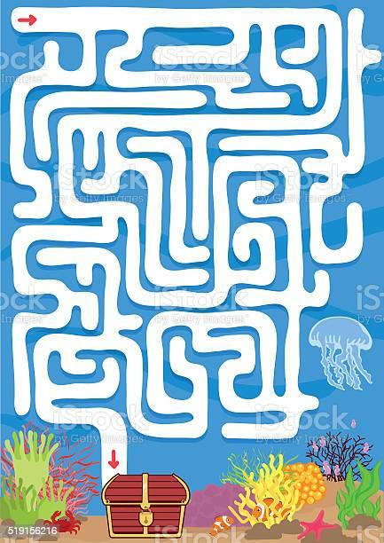 Vector maze game with find treasure underwater vector id519156216?b=1&k=6&m=519156216&s=612x612&h=kpolhqsrhje7x56h2s9hdpdi9ukzlkzrjh1swhfcq 8=
