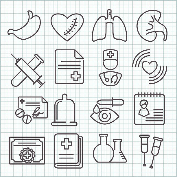 Best Respiratory Therapy Illustrations, Royalty-Free