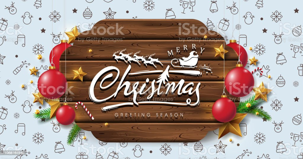 vector merry christmas and happy new year background design calligraphic christmas letteringwinter vector illustration template stock illustration download image now istock https www istockphoto com vector vector merry christmas and happy new year background design calligraphic christmas gm1068164940 285708984