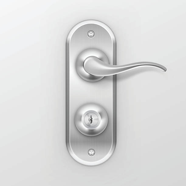 Royalty Free Doorknob Clip Art, Vector Images & Illustrations - iStock