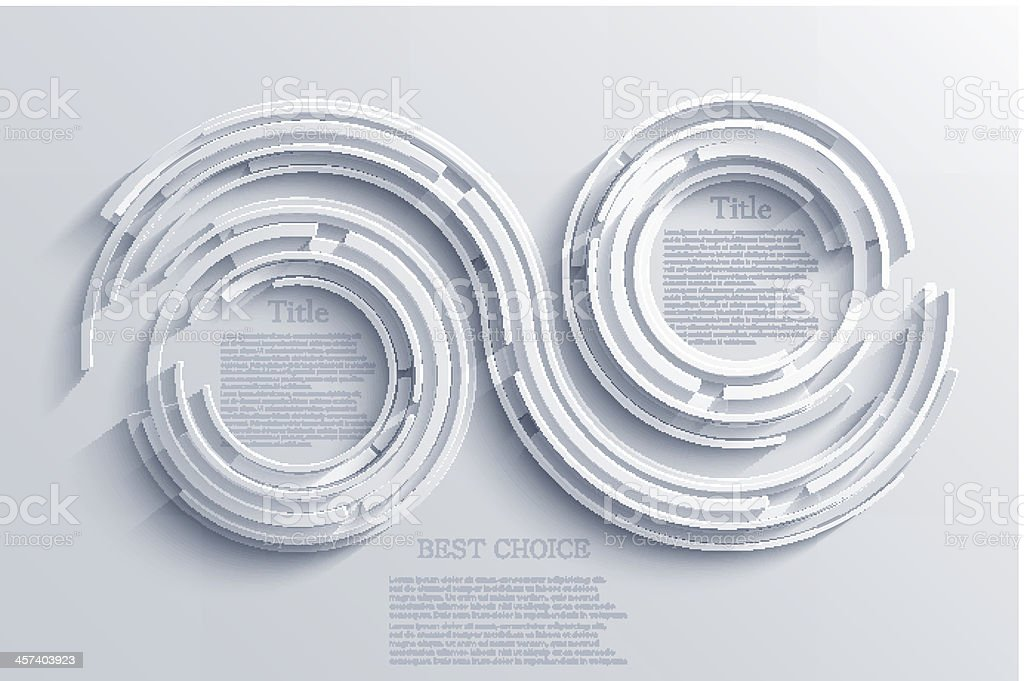 Vector modern abstract background. Eps10 vector art illustration