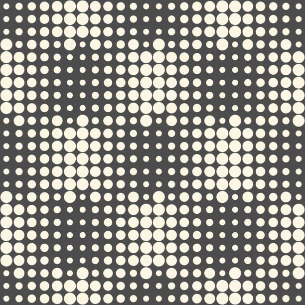 Vektor monochromen Hintergrund. Abstrakte Web Wallpaper – Vektorgrafik