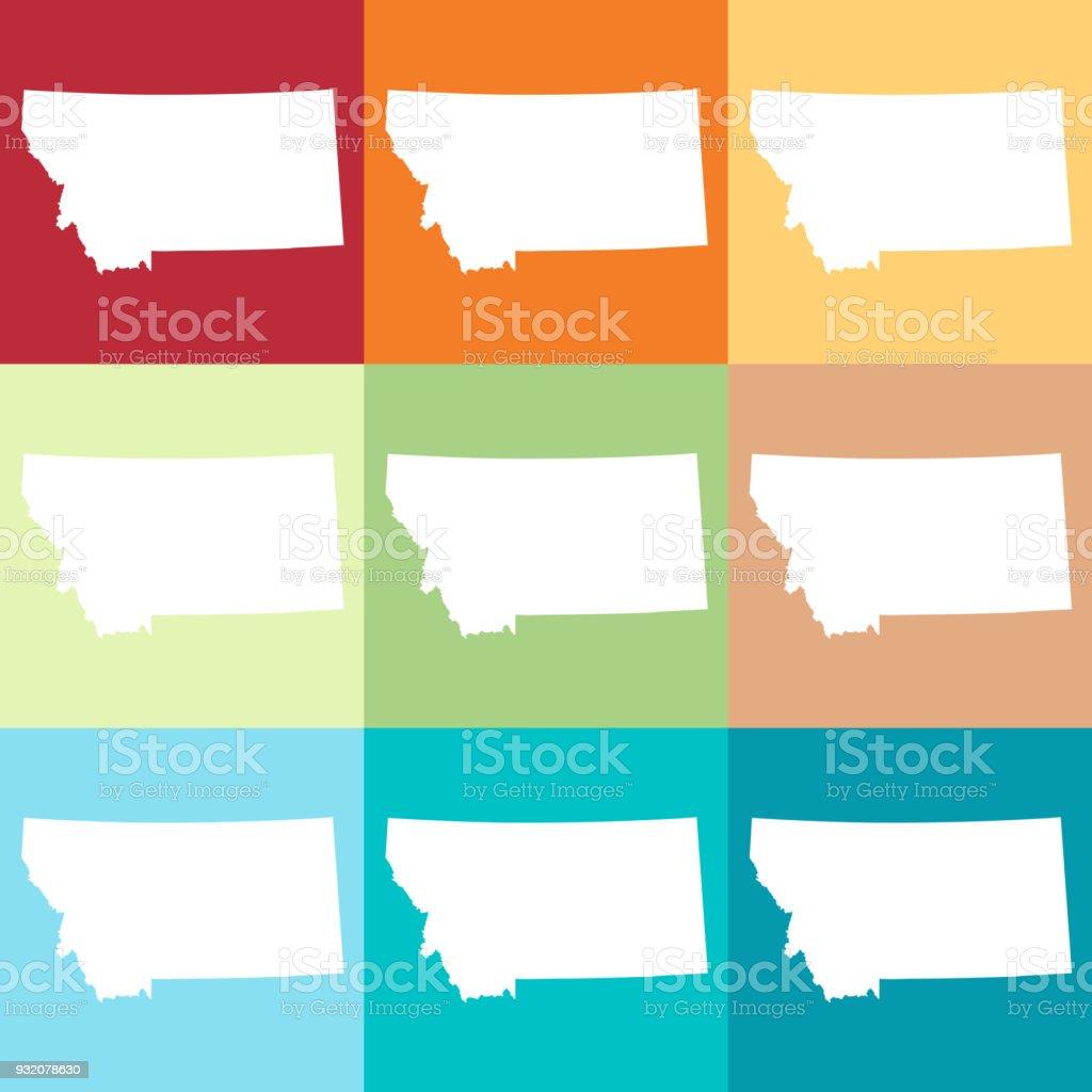 Ungewöhnlich Färbung Karte Von Usa Fotos - Beispiel Wiederaufnahme ...