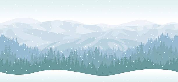 雪山 イラスト素材 Istock