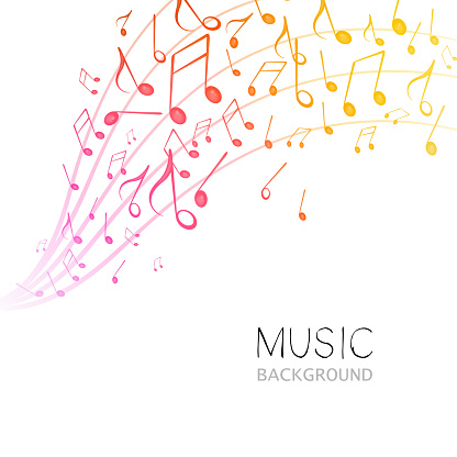 Vector Music Design Stock Illustration - Download Image Now