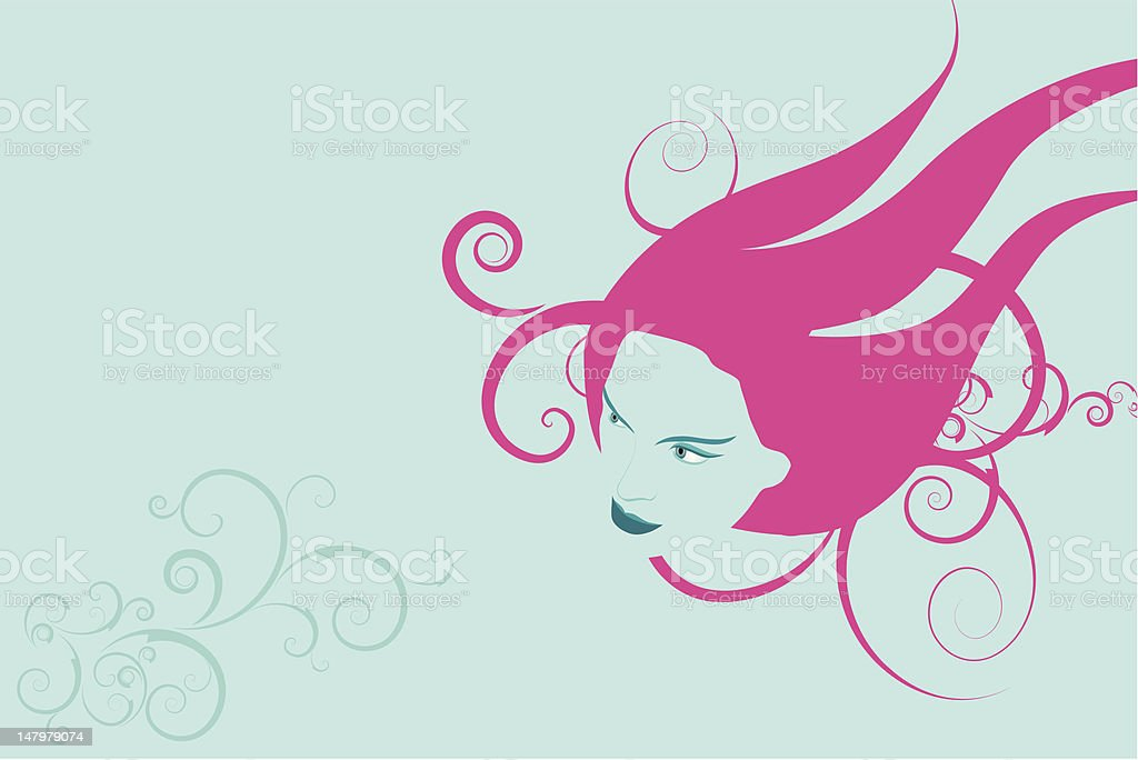 Vector Mystical Face royalty-free vector mystical face stock vector art & more images of adult
