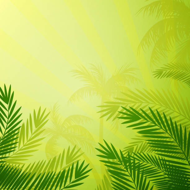 Vector Natural Background vector art illustration