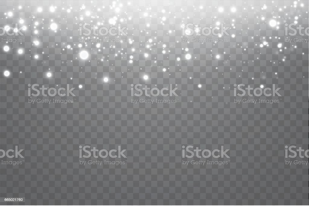Vector neon glitter particles background effect for luxury greeting rich card. Sparkling blue texture vector art illustration