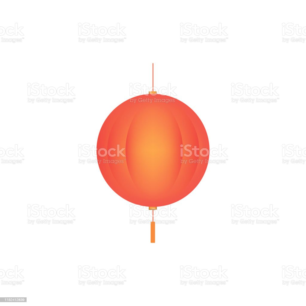 Vector New Year Chinese Lantern Stock Illustration Download Image Now Istock