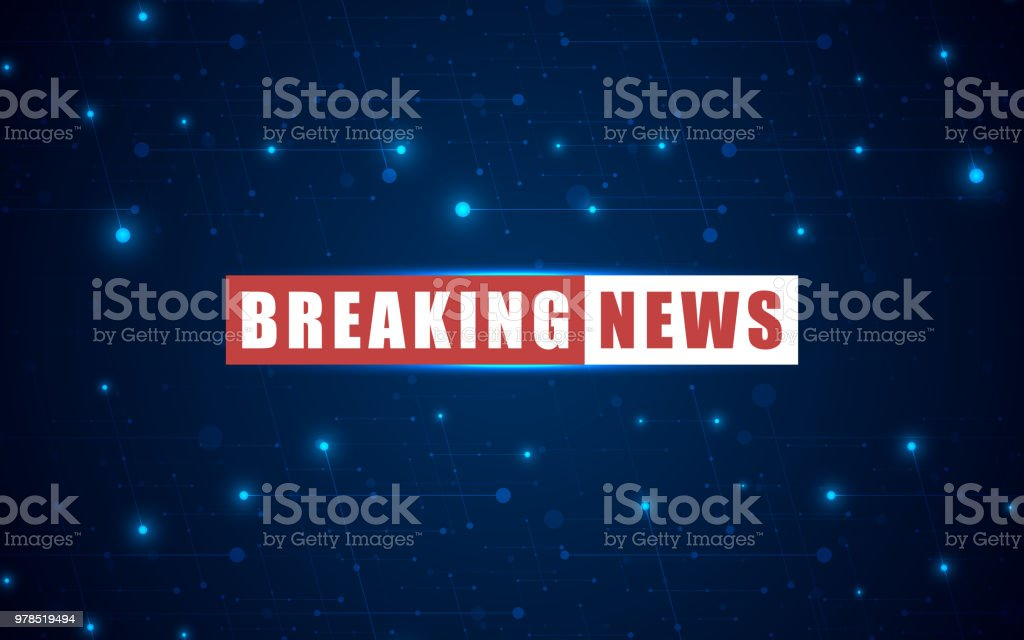 Vector news background, breaking news. Breaking news modern concept. Vector news background, breaking news. Breaking news modern concept Abstract stock vector