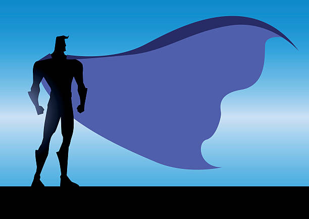 royalty free superhero cape clip art vector images illustrations