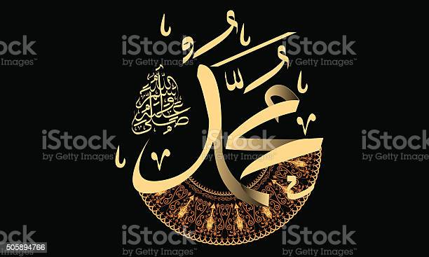 Allah Muhammad Free Vector Art 880 Free Downloads