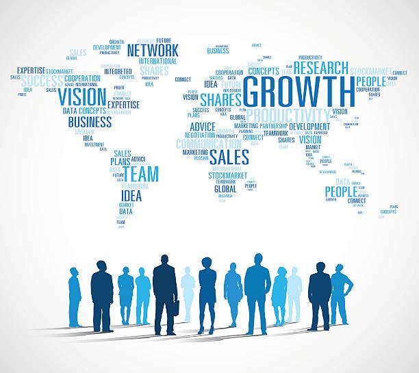 De conceptos de negocio Vector - ilustración de arte vectorial