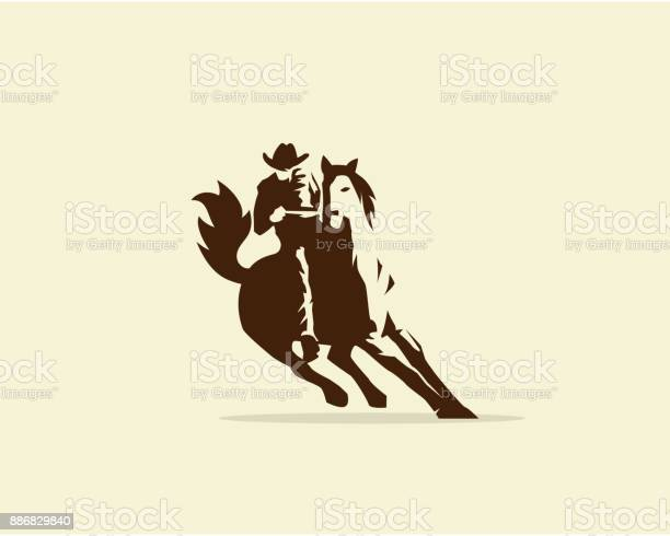 Vector of cowboy riding wild horse vector id886829840?b=1&k=6&m=886829840&s=612x612&h=3mrhnwsb myxomxmktkhvunrzipx4wenggeougtzjxm=
