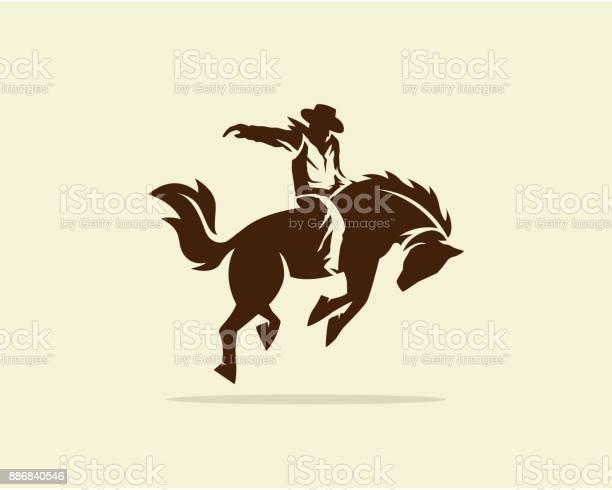 Vector of cowboy riding wild horse vector id886840546?b=1&k=6&m=886840546&s=612x612&h=zrzpppx8yagoh8ie6kh4li3e lfxwsoz mepzigqqei=
