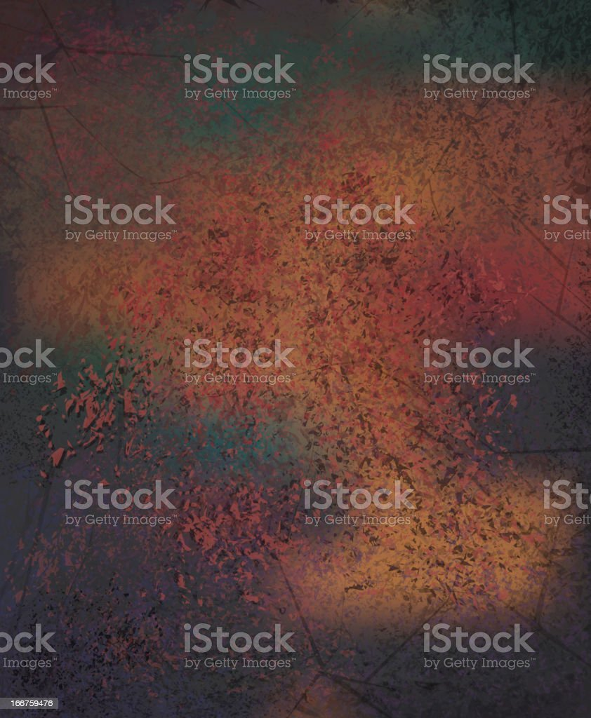 Vector of grunge texture background vector art illustration