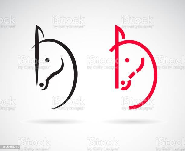Vector of horse head design on a white background wild animals easy vector id928255210?b=1&k=6&m=928255210&s=612x612&h=7ayri5eiouj rdsphwsduh2bmrmwh5bausu64hcmqdk=
