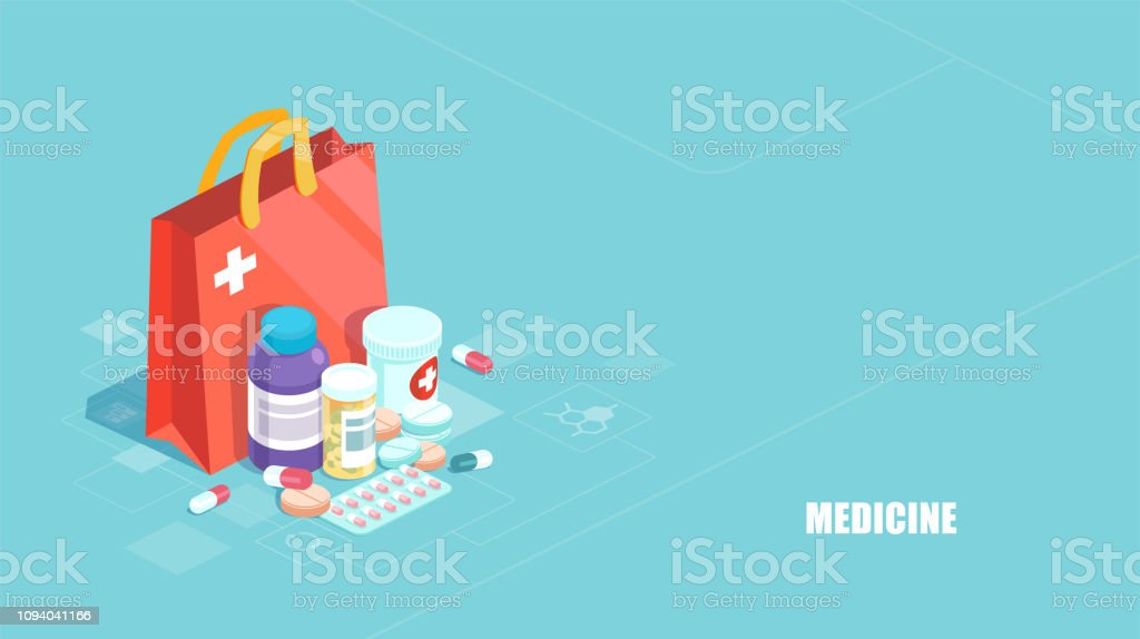 vector of medicine hospital set of drugs with labels on blue background stock illustration download image now istock https www istockphoto com vector vector of medicine hospital set of drugs with labels on blue background gm1094041166 293621704