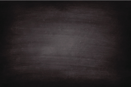 Vector of rough black chalkboard background
