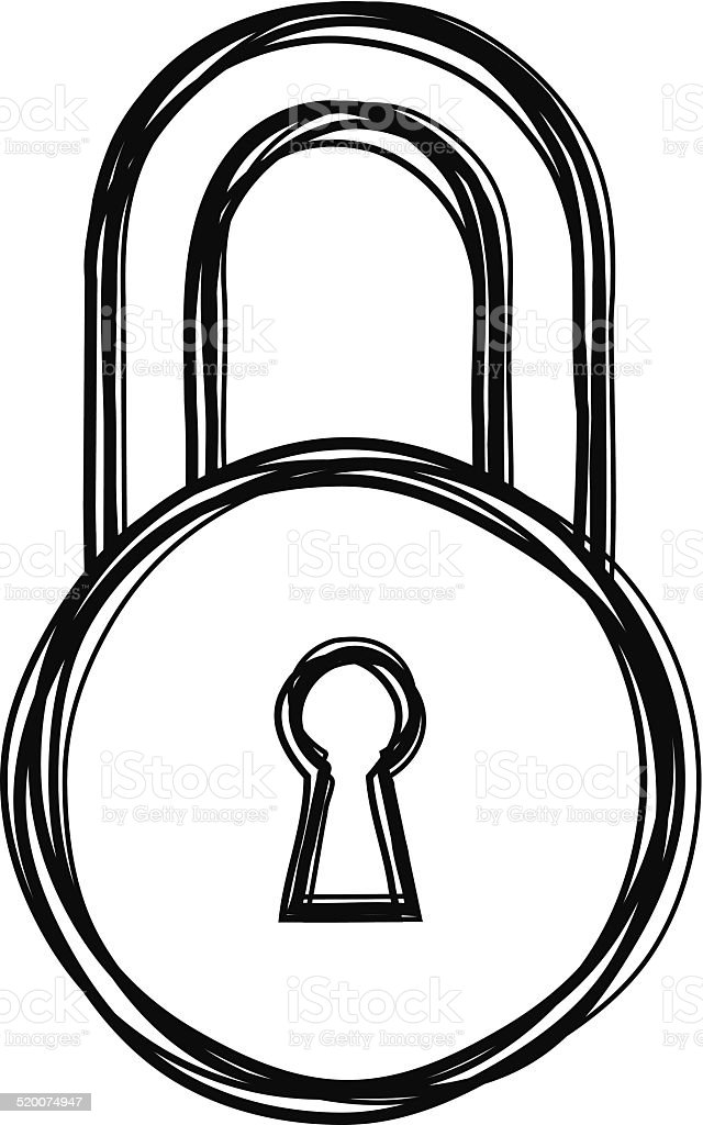 royalty free lock for gate pictures clip art vector images rh istockphoto com