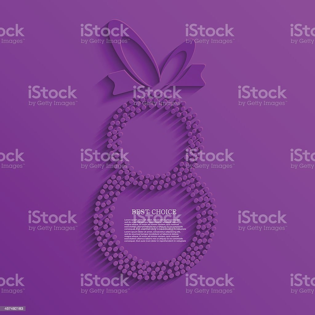 Vector of Women's Day background, episode ten royalty-free vector of womens day background episode ten stock vector art & more images of abstract