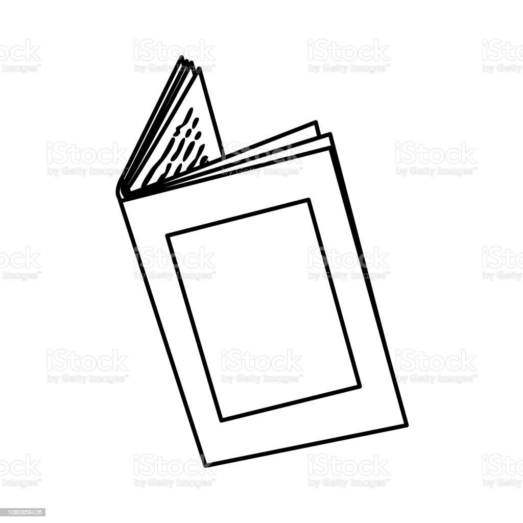 Vektor Acik Kitap Masal Hikaye Stok Vektor Sanati Animasyon